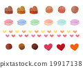 illustration, confectionery, sweet 19917138