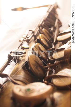 Jazz Tenor saxophone instrument woodwind instrument 19921905