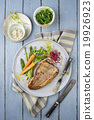 Saithe fish with Wakame and Vegetable 19926923
