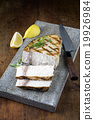 Barbecue Swordfish 19926984
