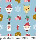 Christmas Pattern 19928790