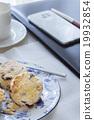 蓝莓 奶油 乳霜 19932854