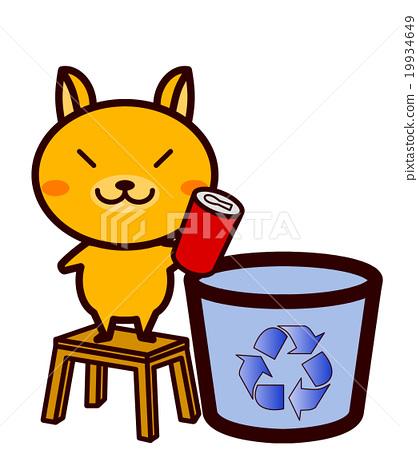 循環利用的 回收 生態 19934649