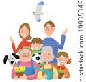 家庭 家族 家人 19935349