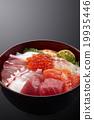 海鮮大餐 碟 烹調的 19935446