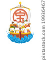 七幸運神(公雞青年) 19936467