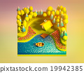green earth concept in isometric view 19942385