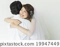 웨딩, 결혼식, 웨딩사진 19947449