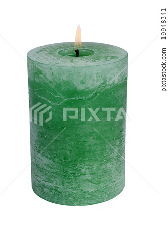green candle 19948341