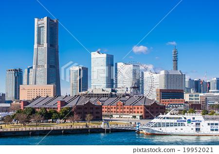 橫濱 未來港 全景 19952021