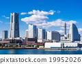 橫濱 未來港 全景 19952026
