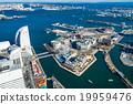 横滨 海湾地区 大海 19959476