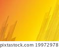 배경, 노란색, 노랑색 19972978