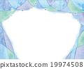 背景 图框 框线 19974508