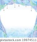 背景 图框 框线 19974511