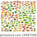 collection of food 19987006