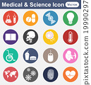 Medical and Science icon 19990297