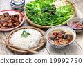 越南菜 烹飪 食物 19992750