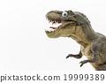 霸王龍 恐龍 玩偶 19999389