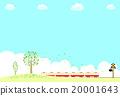 矢量 风景 插图 20001643