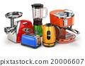 machine appliance set 20006607