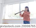 여성, 여자, 일본인 20006765