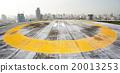 City rooftop heliport 20013253