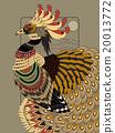 藝術品 藝術 鳥兒 20013772