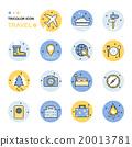 图标 图标集 旅行 20013781