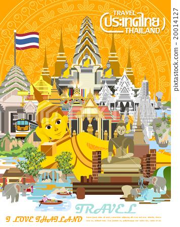 culture, thailand, tourism 20014127