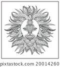 彩頁 向量圖 向量 20014260