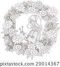 艺术品 艺术 彩页 20014367