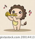 音樂 樂譜 喇叭 20014413