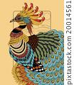 艺术品 艺术 鸟儿 20014561