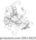 藝術品 單色 藝術 20014629
