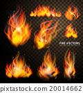 火焰 向量 向量圖 20014662