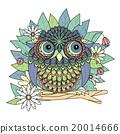 艺术品 艺术 鸟儿 20014666