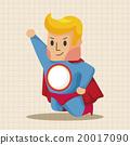 사람, 영웅, 남성 20017090