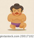 相扑 竞赛 男人 20017102