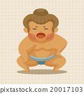 相撲 競賽 男人 20017103