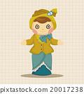 插圖 公主 戰士 20017238
