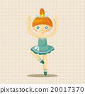 芭蕾 舞者 芭蕾舞女 20017370