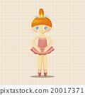 芭蕾 舞者 芭蕾舞女 20017371