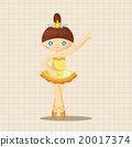 芭蕾 舞者 芭蕾舞女 20017374
