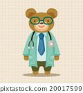 醫生 博士 保健 20017599