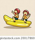 运动 插图 船 20017860