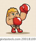拳擊手 包裝 拳擊 20018109
