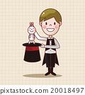 魔術師 巫師 魔術 20018497