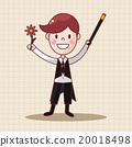 魔術師 巫師 魔杖 20018498