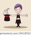魔術師 蓋 巫師 20018502